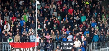Geen vol stadion bij Willem II