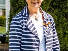 Riet Verstijnen-van Brunschot benoemd tot Lid in de Orde van Oranje-Nassau