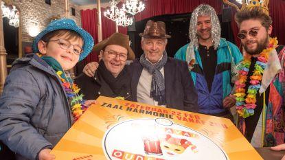 """Voor het eerst sinds lang nog eens carnaval in Oudenaarde: """"We hopen een traditie op gang te brengen"""""""
