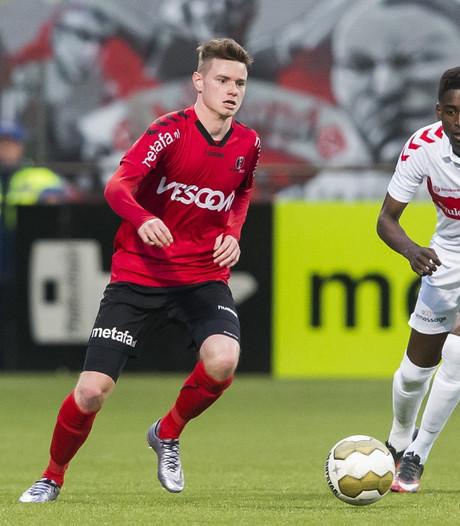 Helmond Sport-middenvelder Sam Strijbosch mikt op verhuur