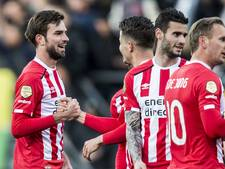 PSV trainde besloten in Philips  Stadion in aanloop naar Ajax-thuis