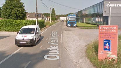 85 kilometer per uur in fietsstraat