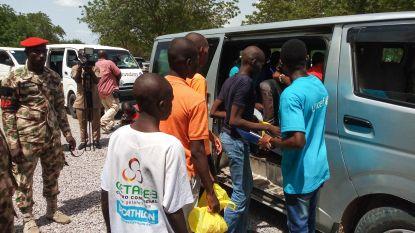 Meer dan 180 ex-kindsoldaten in Nigeria overgedragen aan Unicef