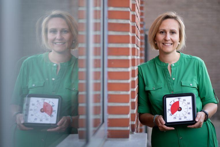 HEFFEN Ashley Vandervondelen start met een project om kinderen met autisme te helpen