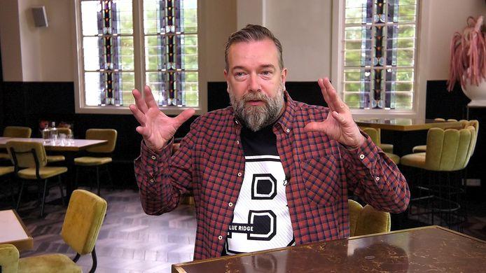 Jeroen Kijk in de Vegte over Wie is de Mol?