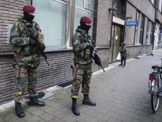 """Militairen weghalen uit joodse buurt is geen optie voor De Wever: """"Federale regering moet haar beloftes nakomen"""""""