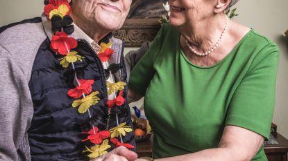 Groen blaadje van 76 houdt oudste man (106) jong