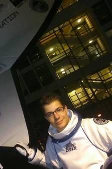 Rowin uit Delft kan fluiten naar zijn ruimtereis van 73.333 euro