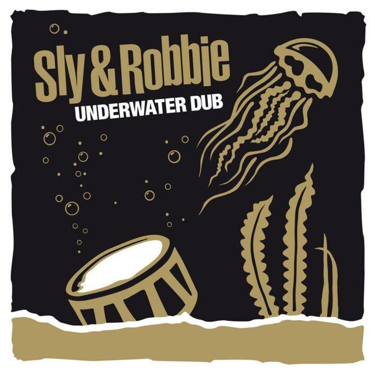 Sly & Robbie, Underwater Dub (2014). Beeld