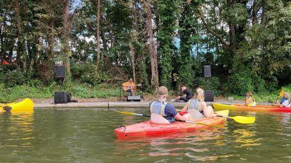 Boomtown drijf-in: genieten van zes optredens vanuit je boot en vanaf morgen ook vanuit je zetel