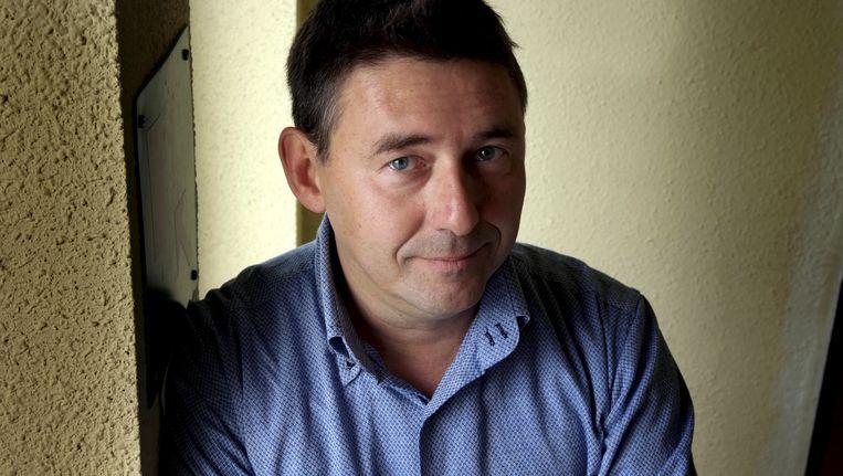 De Vlaamse journalist en presentator Rudi Vranckx Beeld anp