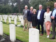 Canadian War Graves als eerbetoon aan gesneuvelden