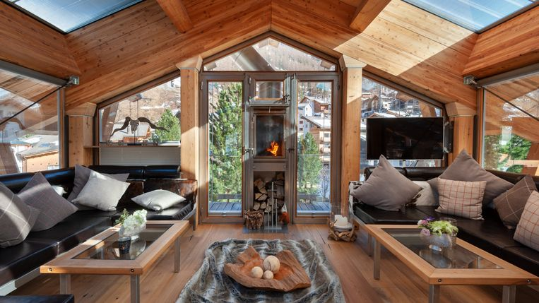 Backstage Luxury Chalet