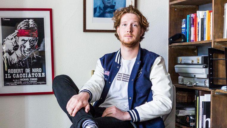Muziekproducent Bakermat: 'Bij de Chin Chin Club draaien ze precies wat ik wil horen als ik dronken ben' Beeld Tammy van Nerum