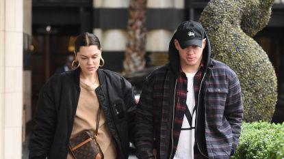 """""""Channing Tatum en Jessie J zijn weer bij elkaar"""""""