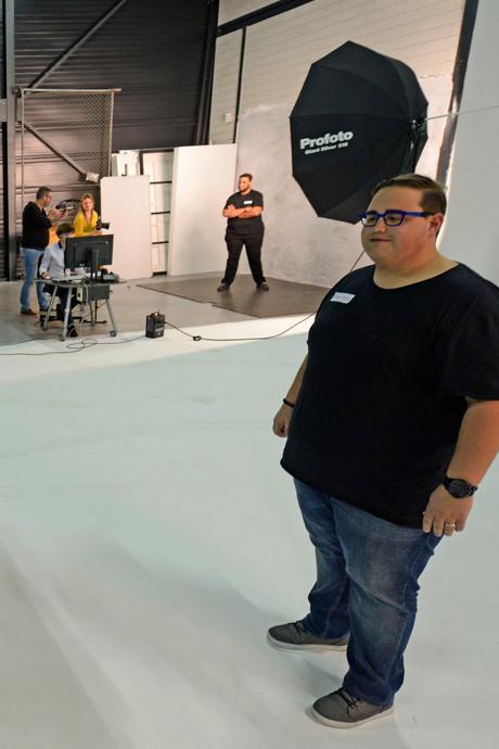 Bigmensfashion trekt meer dan 30  XXXXXXL-modellen naar Vroomshoop
