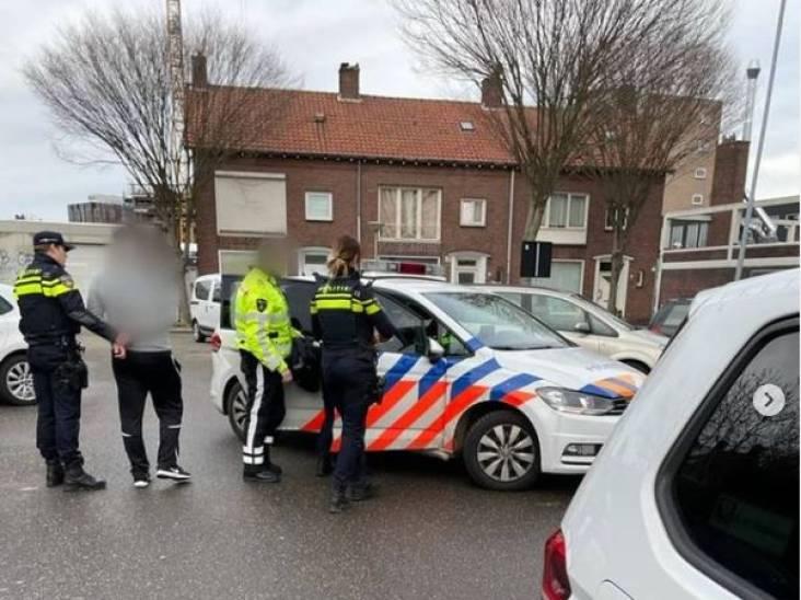 Drie mannen aangehouden in Eindhoven na vondst van tientallen zakken hennep en hasj