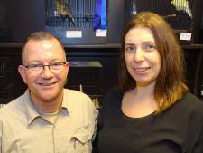Belgische 'vogelfluisteraar' wint  Twentse Frisédag in Glanerbrug