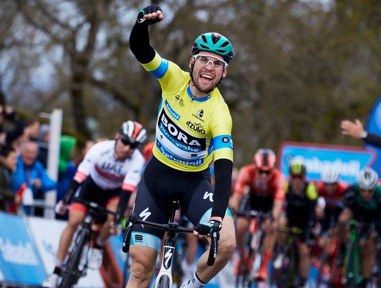 Maximilian Schachmann is een van de favorieten voor de Amstel Gold Race.