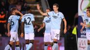 LIVE. GOAL! 0-1 voor Club: Vanaken knalt blauw-zwart met knap schot op voorsprong