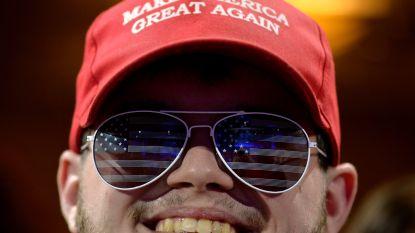 Deense toerist bedreigd met mes na dragen Trump-pet