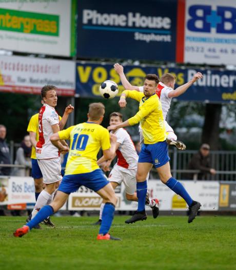 Flevo Boys verrast Staphorst in halve finale districtsbeker