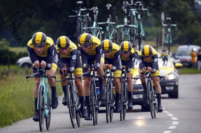 De Ronde van Spanje zou in 2020 van start moeten gaan met een ploegentijdrit in Utrecht.