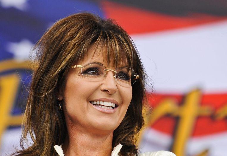 Sarah Palin. Beeld epa