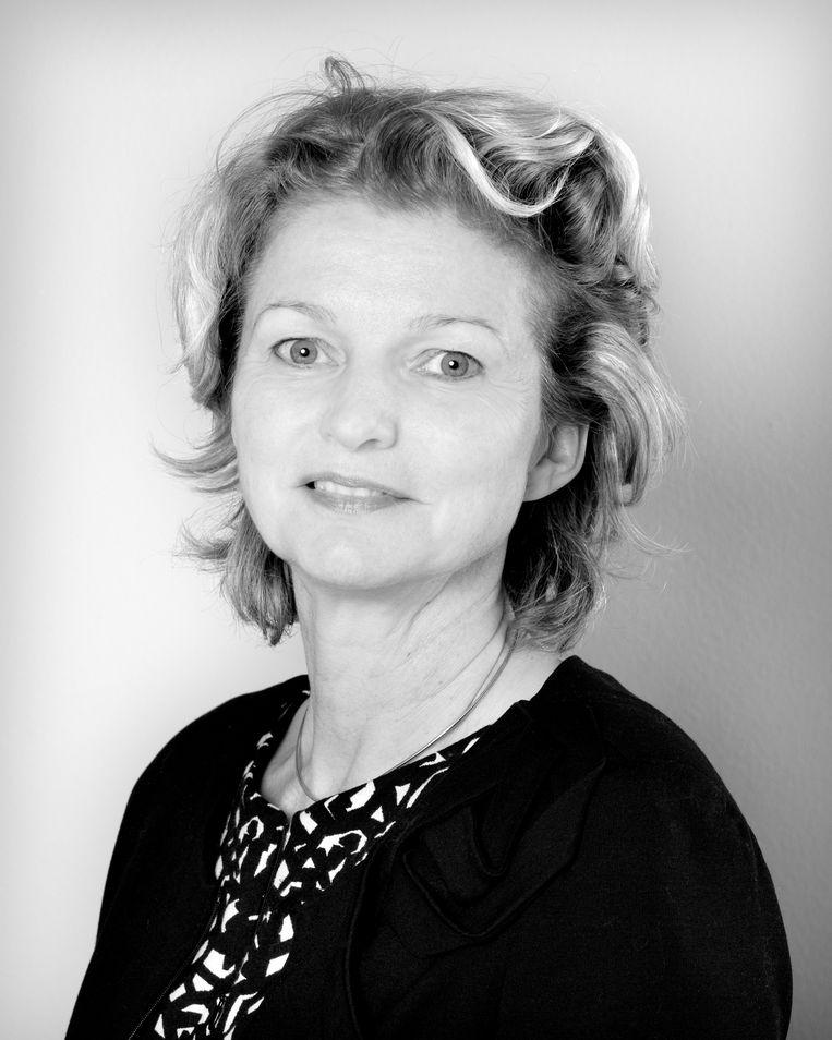 Marjan van Loon, president-directeur Shell Nederland Beeld null