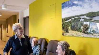 """Nostalgische foto's sieren rusthuis De Maasmeander: """"Het mag hier niet op een ziekenhuis lijken"""""""