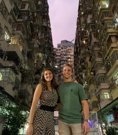 Studenten TU/e geven geen gehoor aan oproep universiteit: 'Wij blijven in Hongkong'