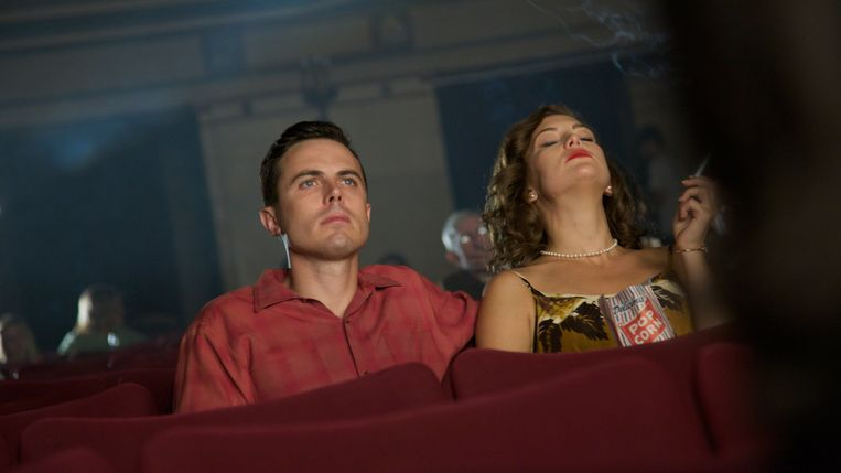 Casey Affleck en Kate Hudson in The Killer Inside Me. Beeld