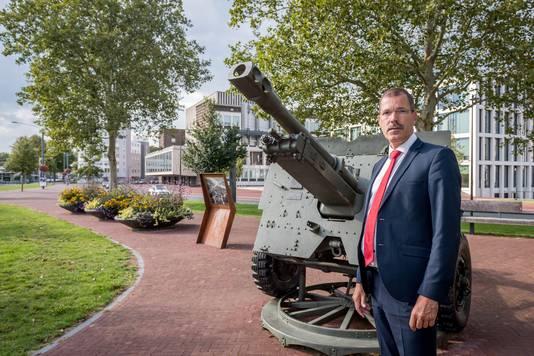 Gedeputeerde Peter van 't Hoog.