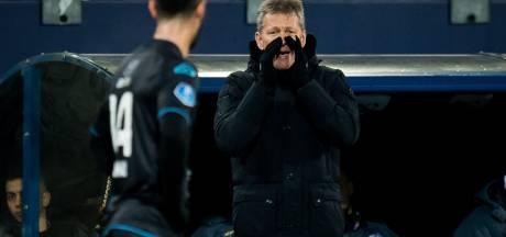 Wormuth: 'We spelen nu twee wedstrijden op rij die we kunnen verliezen'
