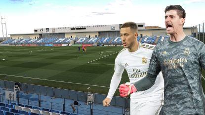 Hervat Spaanse competitie? Dan werkt Real Madrid seizoen wellicht af in stadionnetje van 6.000 plaatsen