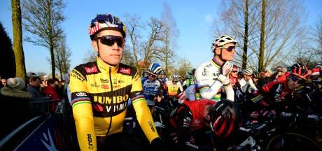 Het duel dat nooit gaat vervelen: daar zijn Van der Poel en Van Aert weer!