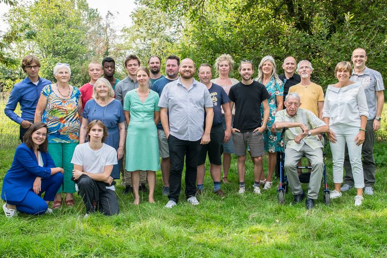 Deze ploeg hengelt op 14 oktober in Lievegem naar je stem.