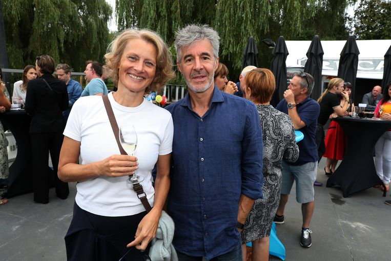 Marc Coessens en Christel Domen