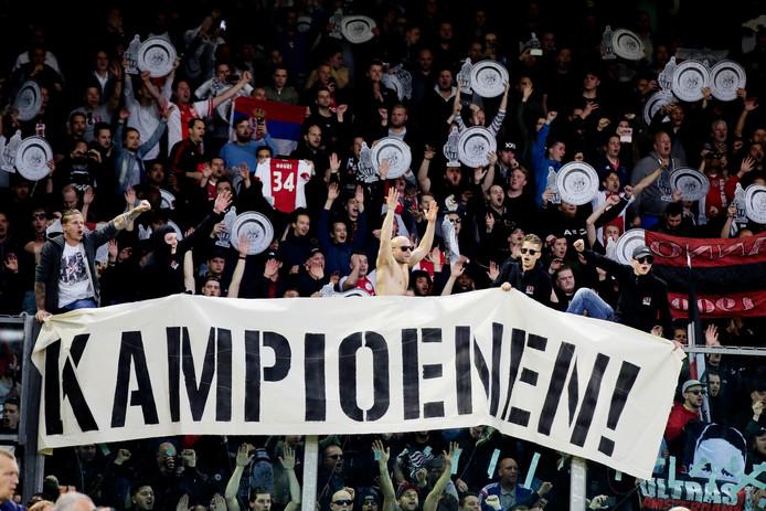 Ajax-fans.