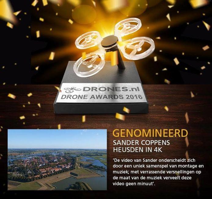 Drone Award 2016.