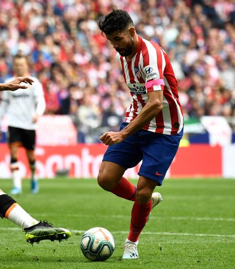 Cillessen pakt met Valencia knap punt bij Atlético