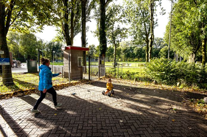 Sportpark Vechtzoom in Overvecht wordt uitgebreid met twee hockeyvelden. Dat kost wel een voetbalveld.