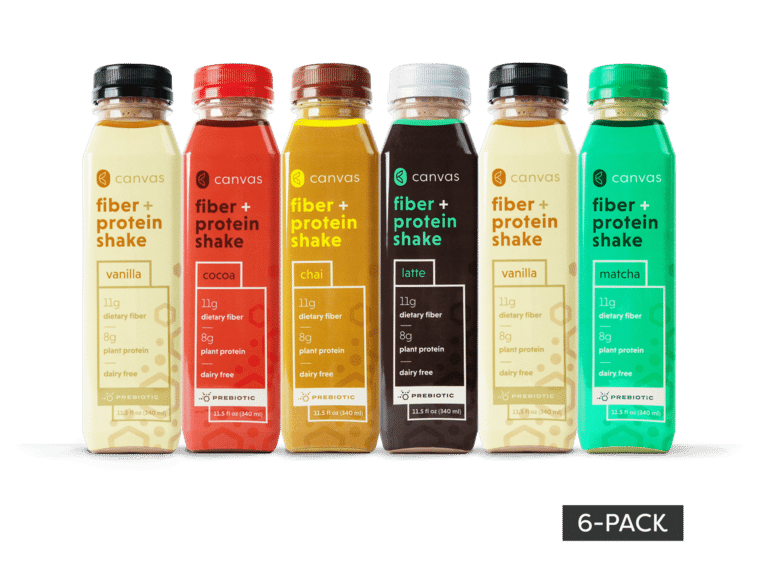 De drank wordt momenteel in zes varianten aangeboden.