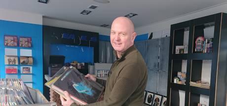 R44 opent nieuwe platenwinkel met oude muziek in hartje Oss