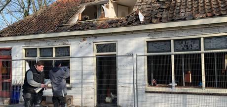 Café Kadoelen illegaal gesloopt door eigenaar
