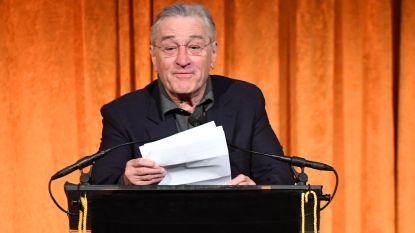 """De Niro haalt fors uit naar Trump: """"Hij is een fucking dwaas"""""""