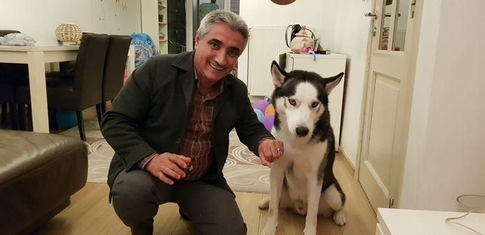 De vermoorde Mehmet Ozkaraman.