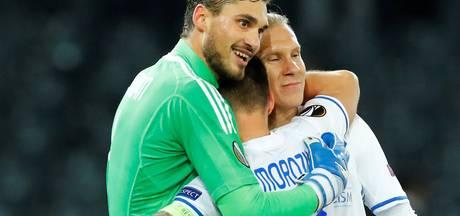 Dinamo Kiev al zeker van overwintering