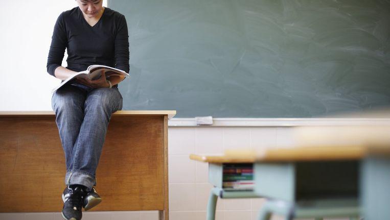 Nederlands staatssecretaris voor Onderwijs Sander Dekker zou graag wat meer masterstudenten het vak van leraar zien opnemen.
