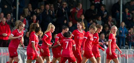 FC Twente Vrouwen koploper na zwaarbevochten zege bij ADO